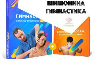 Шишонина гимнастика