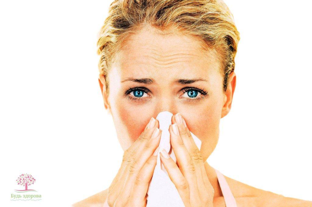 Не способность дышать с заложенным носом